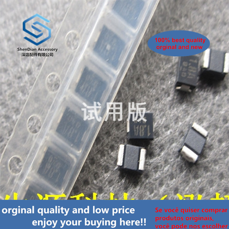 20ppcs 100% Orginal New ICP-S1.8TN Surface Mount Fast-acting Fuse 1210 1.8A 50V Current Surge Protection