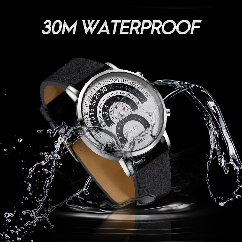 ТВГ лучший бренд часы Мода Спорт на открытом воздухе компас