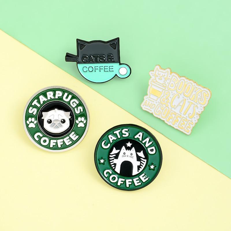 3~4pcs/set Cuty Animal Baby Enamel Pin Koala T-Rex Brooch Lapel Pin Dog Cat Badge Sloth Magic Ball Jewelry Gift amazing price 4