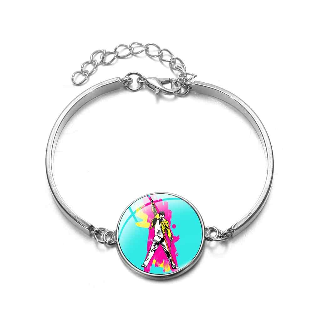 Freddie Mercury gift woman gift Queen Bracelet Freddie Mercury Bracelet Queen fans Freddie Mercury jewelry somebody to love Bracelet