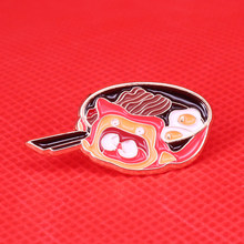 Ghibli Howl 'S Moving Kastil Calcifer Alat Dapur Pancake Pan Pin Lencana(China)
