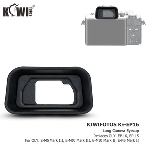 Image 3 - Camera Eyecup Viewfinder Eyepiece for Olympus OM D E M10 Mark III E M5 Mark III E M10 Mark II E M5 Mark II Replaces EP 16 EP 15