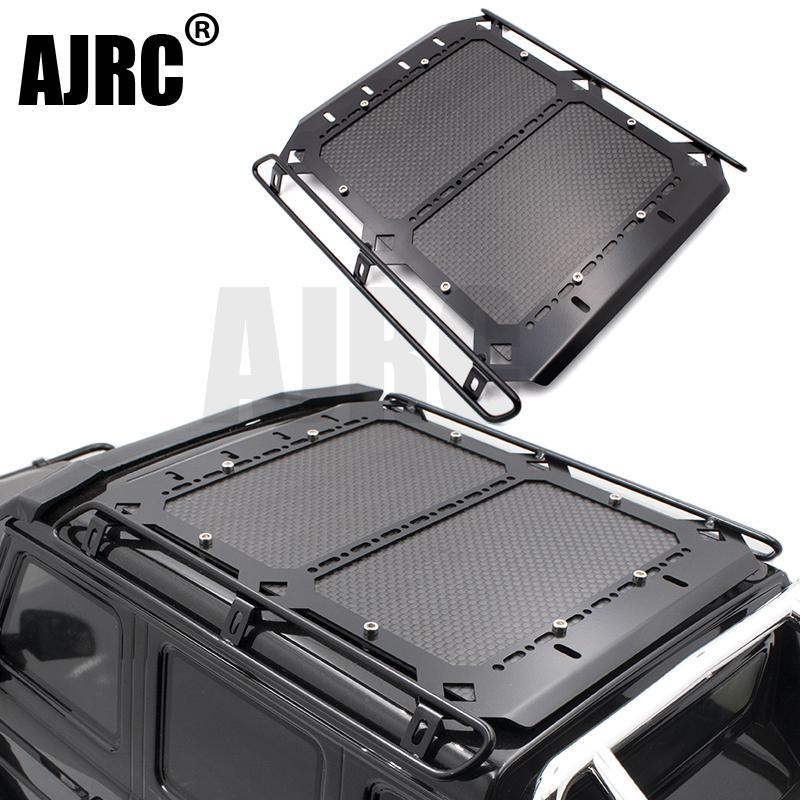 TRAXXAS TRX-4 TRX4G500 TRX-6 G63 6x6 Metal Roof Luggage Rack DIY Remote Control Car Accessories Luggage Rack