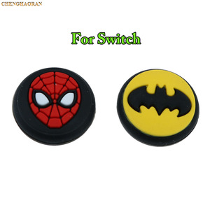Image 4 - Mix 35colors Silicone Analog Thumb Stick Grips Caps for Nintend Switch NS JoyCon Controller Sticks Cap Skin Joy Con Cover