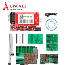New UPA USB Programmer ECU Programmer V1.3 with Full Adapters MCU Chip Tunning Reader Scanner Car Reparir Tool Diagnostic Tool