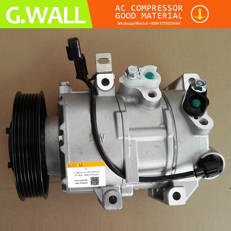 For Hyundai AC Compressor Creta Compressor AC For Kia K3 COMPRESSOR 97701 m0100 97701m0100 12V|Air-conditioning Installation| |  -