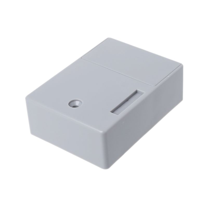 IC Card Sensor Digital RFID Lock IDIY Electronic Cabinet Hidden Smart Locks QX2D