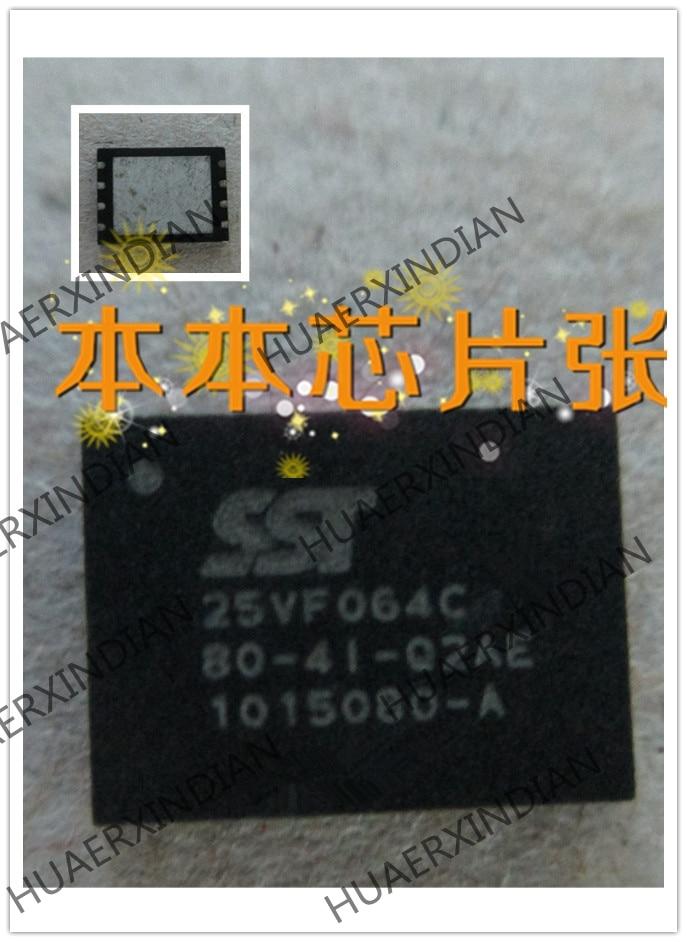Новая SST25VF064C-80-4I-Q2AE 25VF064CQFN высокое качество в наличии