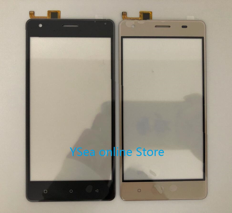 """For Just5 Freedom M303 new 5.5"""" Front Panel Touch Screen power Digitizer sensor Mobile Phone glass display Replacement(China)"""