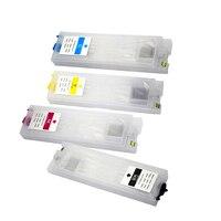 Vilaxh t945 t9451 t9454 cartucho de tinta recarregável para epson t945xl workforce pro WF C5290 WF C5790 WF C5210 WF C5710 impressora|Cartuchos de tinta| |  -