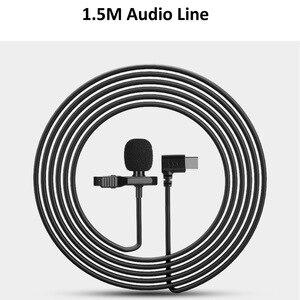 Image 2 - ميكروفون صغير Mic USB C نوع C ميكروفون مكثف تسجيل الصوت لهواوي شاومي سامسونج أندرويد الهاتف USB C ميكروفون