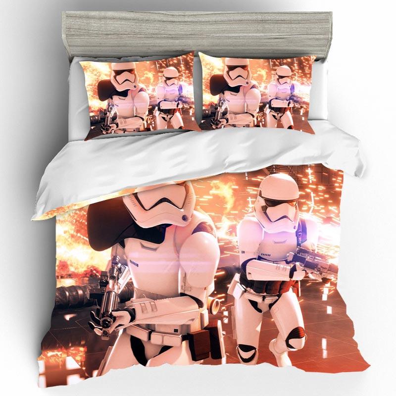 Star WarsCotton Blend Single Duvet Cover Set