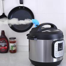Exhaust-Pipe Cooker Instant-Pot of for Food-Grade Silica-Gel Swivel-Design