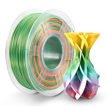 Nowy PLA Filament 1KG 1 75mm PLA PLUS drukarka 3D żarnik materiały eksploatacyjne 1 75mm plastikowe PLA Plus wytłaczarka żarnik dla majsterkowiczów tanie i dobre opinie TodasImpresoras CN (pochodzenie) solid