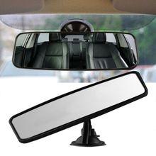 Универсальное внутреннее зеркало заднего вида, всасывающее зеркало заднего вида для автомобиля, вращение на 360 градусов, без