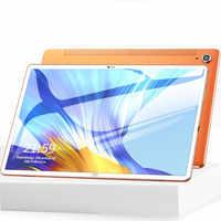 Android 8,0 de 10,6 pulgadas Tablet PC 10 Deco Core 4GB RAM 128GB ROM 4G llamada telefónica LTE 13MP de la Oficina de la Cámara juegos para los estudiantes a aprender