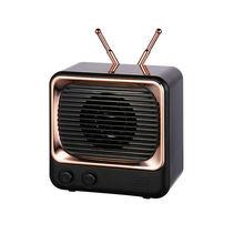 Ретро bluetooth 50 Беспроводная форма динамика ТВ портативный