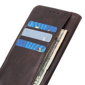 Image 5 - 高級磁気フリップ Pu レザーカードスロット財布カバーケースソニー XZ5 XZ4 XZ3 XZ2 プレミアム XA2 プラス L3 xperia20/Xperia 10/Xperia 2/Xperia 1 Coque Funda