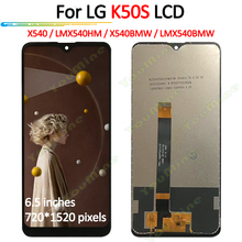 Pantalla LCD de 6,5 pulgadas para LG K50S LM X540, montaje de digitalizador con pantalla táctil de repuesto, LMX540HM