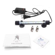 4 модели 12 аквариумных аквариумов светодиодный светильник амфибия 5730 Яркий Светодиодный светильник ПОГРУЖНОЙ водонепроницаемый светильник с присоской