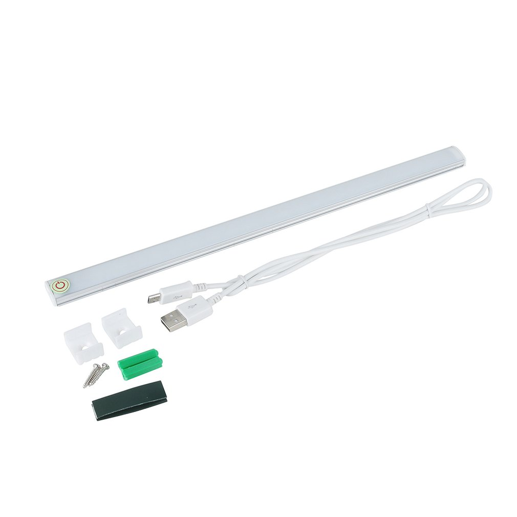 Led Touch Sensor Light Emergency Light Usb Charging Wardrobe Cabinet Corridor Decorative Night Light