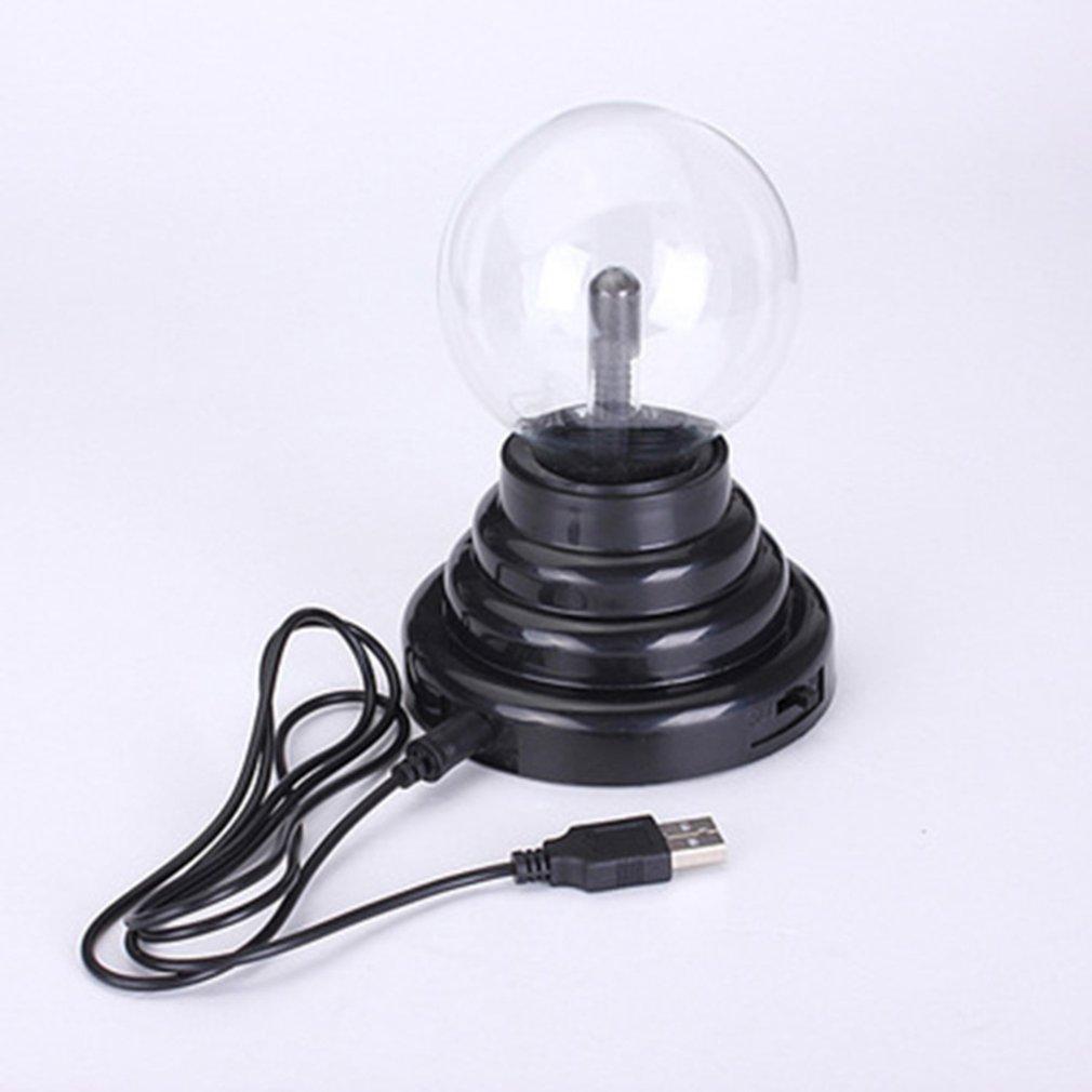 Light Supernatural Photoelectric Light-emitting Luminous Magic Plasma Static Touch Magic Ball Electronic Magic Ball