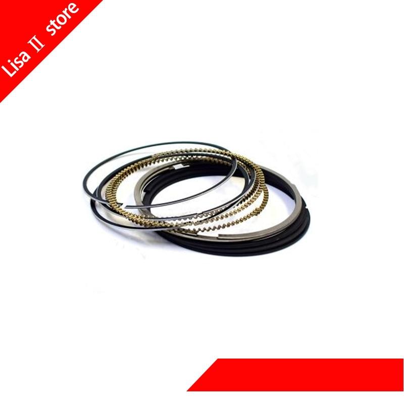 #10077 Set of 4 Piston Ring Set 92067905 For GM Captiva 2.4