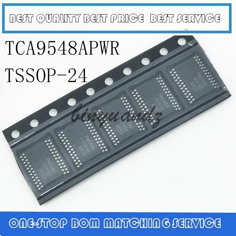 2PCS 5PCS   TCA9548APWR TCA9548A TSSOP24 PW548A TSSOP24 TCA9548APWT TSSOP TCA9548APW Chip TCA9548 New Original IC Chip