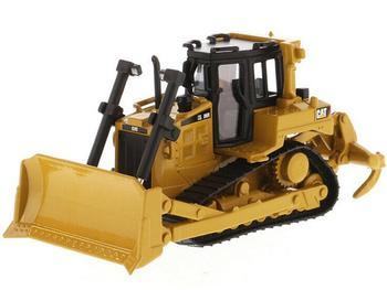 DM 1/64 Scale Caterpillar Cat D6R Track-Type Tractor Dozer Diecast Model #85607