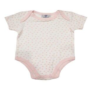 Image 3 - เด็กสาวชุด 5 ชิ้นเสื้อผ้าเด็กทารกใหม่ทารกผ้าฝ้าย 100% ทารก Romper ชุด