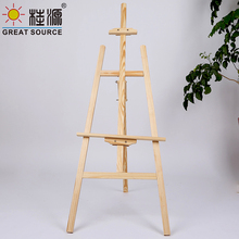 Wood Easel Painting Easel Oil Painting Acrylic Painting Board Easel(1pc)