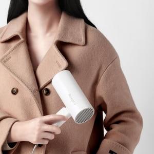 Image 5 - 1PC Xiaomi Youpin Reepro 1300W sèche cheveux professionnel séchage rapide poignée pliante sèche cheveux RP HC04 blanc avec haute qualité