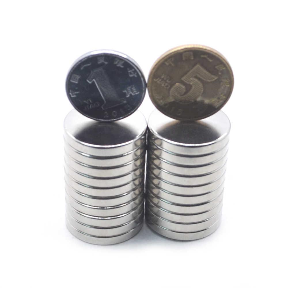 1/5/50 sztuk 20x3mm N35 Mini super silny magnes Permanet magnes ziemi 20*3 mały okrągły magnes neodymowy 20x3