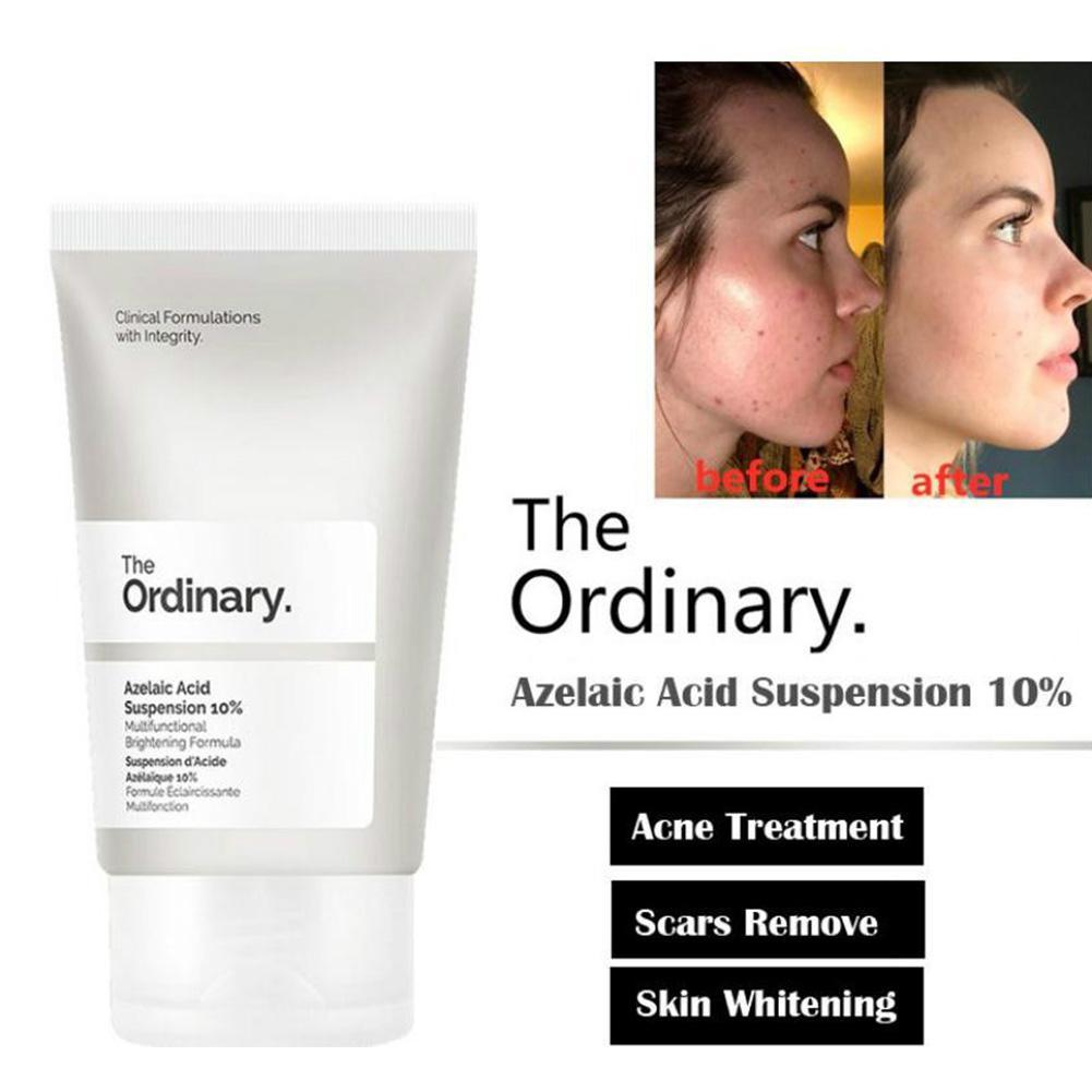 30g High-Adherence Ordinary Makeup Primer Azelaic Acid Suspension 10% Multi Functional Formula Acne Treatment Daily Face Cream