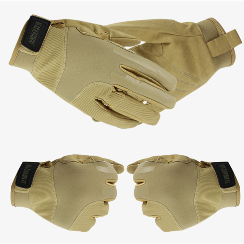 Gloves Outdoor Combat Tactics Gloves Cycling Sports Warm Fitness Gloves
