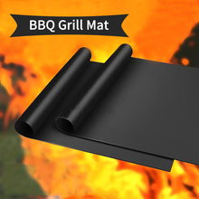 Oven-Tool Grill-Mat Baking-Sheet Non-Stick Barbecue Cooking Picnic Outdoor Portable 3PCS