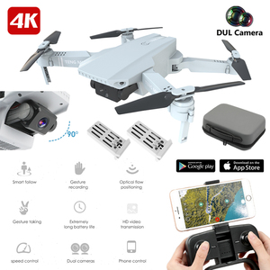 Drone 4K Foldable Quadrocopter