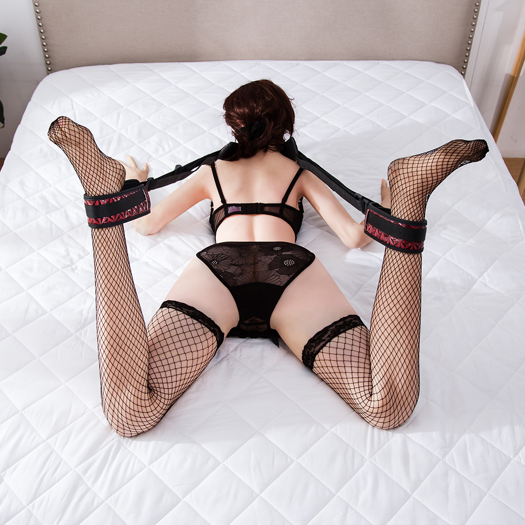 BDSM Bondage Luvkis Thigh Restraint Handcuff Sexual Sling Legs Binding Puttee Sex Toy For Couple Women