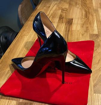 Woman Shoes High Heels Sexy Luxury Shoes Women Designers Red Heels Ladies Dress Shoes Super High (8cm-up) Pointed Toe Big Size