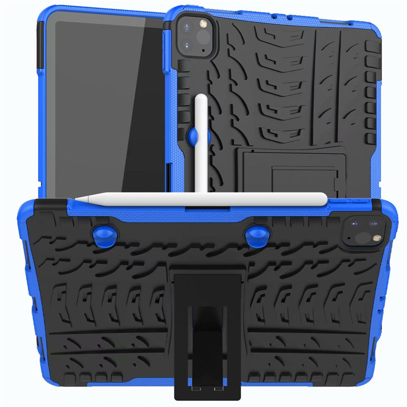 Holder Armor Pro Case Flip Shockproof Cover Pencil New 11 Stand Case 2020 For iPad With