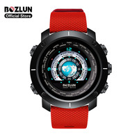 Bozlun W30 1.2 inch Colorful HD Full Touch Screen Men Smart Watch Heart Rate Sleep Monitor Fitness Activity Tracker Smartwatch