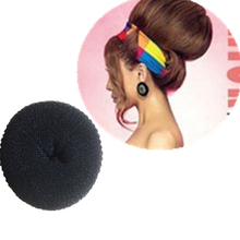 Wholesale Hair Donut Big Magic Foam Sponge Easy Big Hair Rin