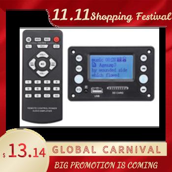 aiyima 12v lcd bluetooth mp3 decoder board wav wma decoding mp3 player audio module support fm radio aux usb with lyrics display 4.2Dc Bluetooth Mp3 Decoder Board Decoding Mp3 Player Audio Module Support Ape Flac Wma Wav Mp3 With Lyrics Display