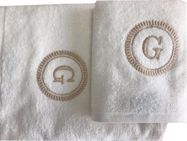 Ręcznik w rozmiarze Goldroom 461401148 tanie i dobre opinie