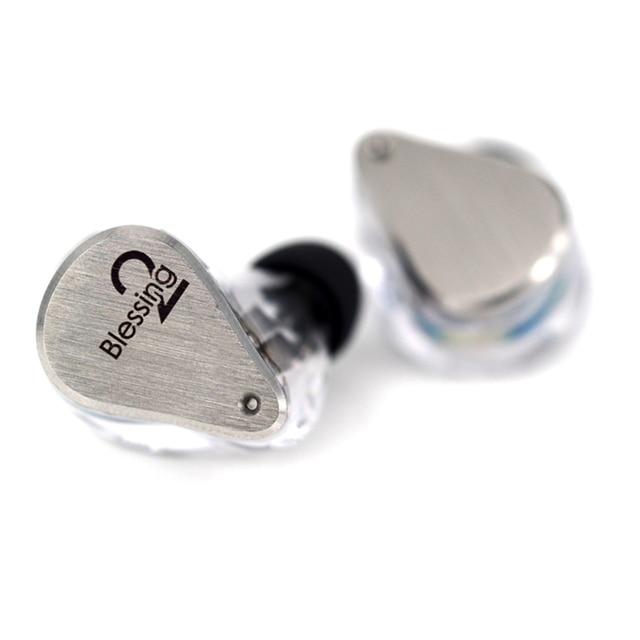 MoonDrop Blessing 2 1DD+4BA Hybrid Technology In-Ear Monitor Earphone 1