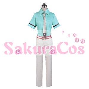 Аниме унитаз-Bound Jibaku Shounen Minamoto Kou униформа косплей костюм костюмы на Хэллоуин для женщин и мужчин Необычные вечерние костюмы