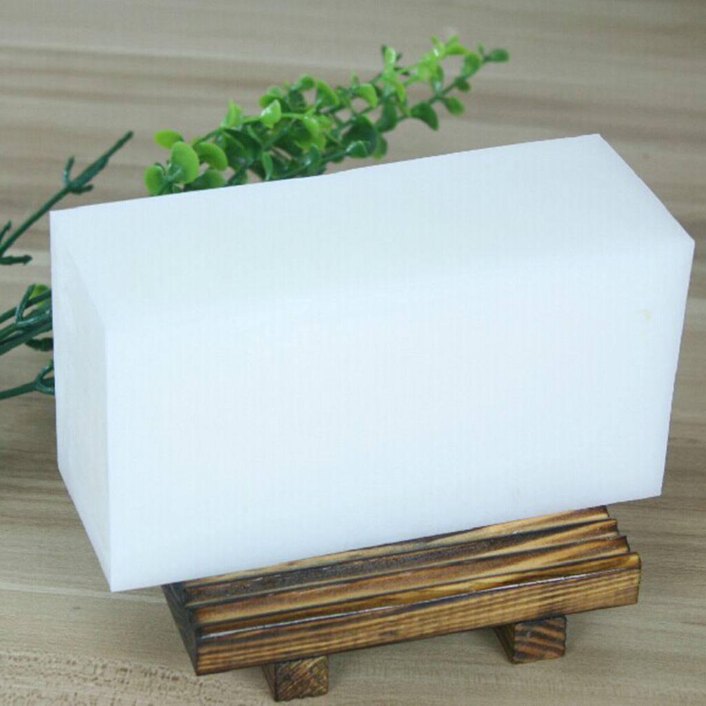 White Organic Melt And Pour Soap Base 100% Pure 1kg For DIY Soap Making Gift