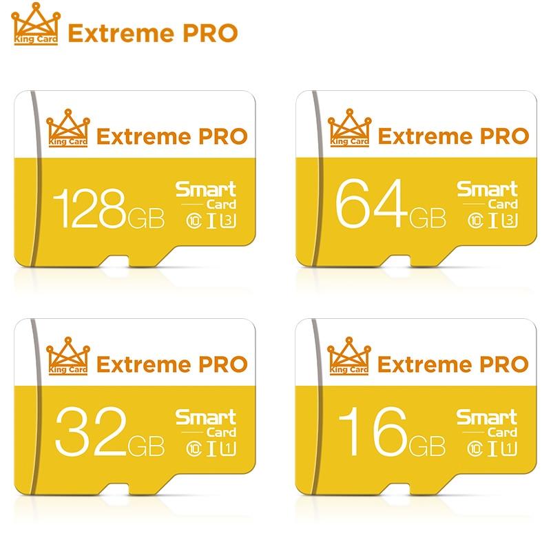 Carte mémoire 32GB 16GB 8GB carte Flash haute vitesse 64GB 128GB classe 10 carte Micro sd carte Cartao De mémoire TF pour Smartphone