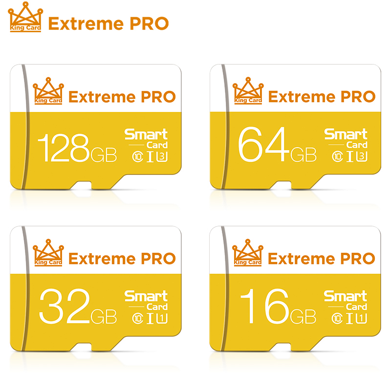 Tarjeta De Memoria Flash para teléfono inteligente, tarjeta Micro sd De alta velocidad De 32GB, 16GB, 8GB, 64GB, 128GB, Clase 10