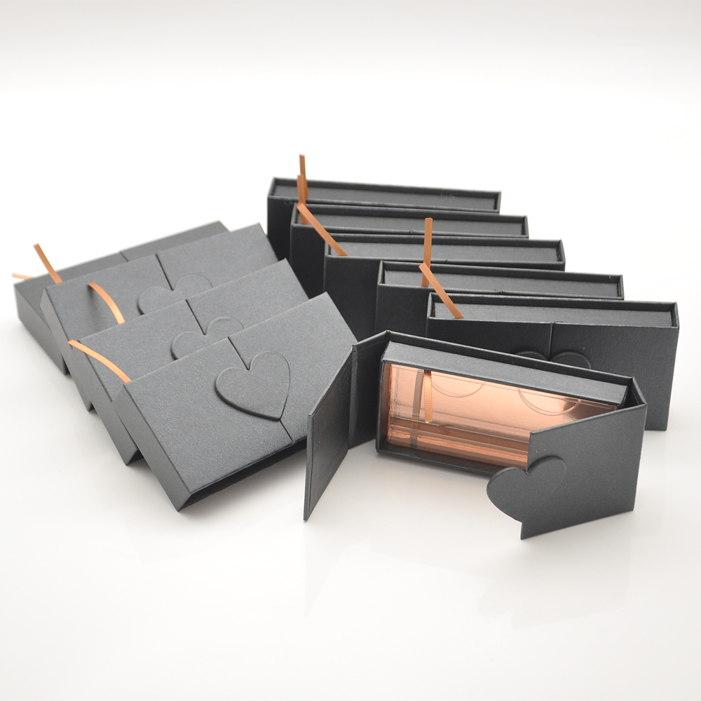 Atacado caixa de embalagem de cílios caixas